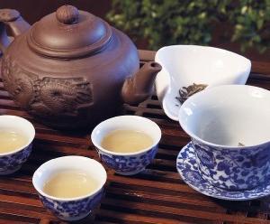 别具风情的云南三道茶