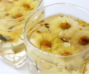 重阳节习俗――饮菊茶