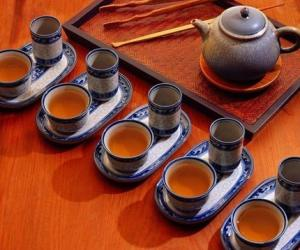 """探访闽南茶文化""""五境之美"""""""