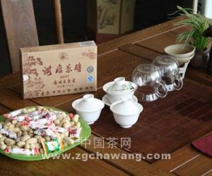 八月第一次茶友会――澜沧古茶8047
