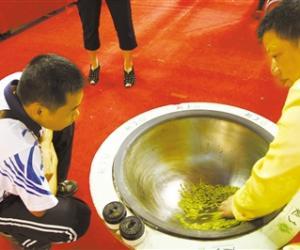 茶商聚首珠海 首届茶文化博览会隆重举行