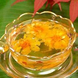 菊花茶变色 专家提醒购买菊花要注意