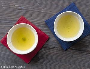 凉开水泡绿茶喝可以降血糖吗
