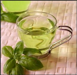 炎炎夏日 绿茶解暑
