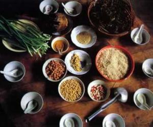 各地茶俗之瑶族和壮族的咸油茶