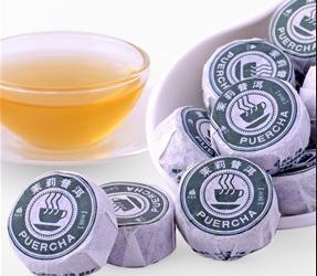 茶叶中的灵芝 安化黑茶