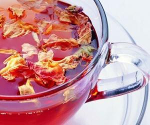 好茶伴金秋 美味又养生