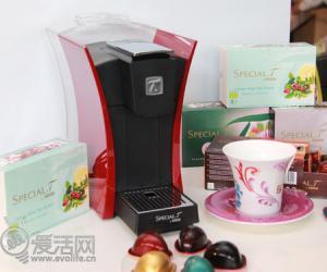 雀巢推出世界首款胶囊泡茶机SPECIAL.T