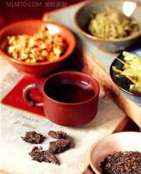 以茶养生 健康时尚