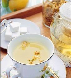 女性秋季补血佳品 红糖枸杞老姜茶