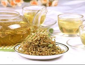 白领秋季自制养生茶饮