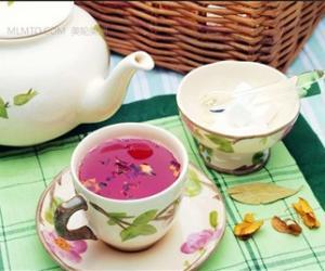 秋季果茶养生成为时尚