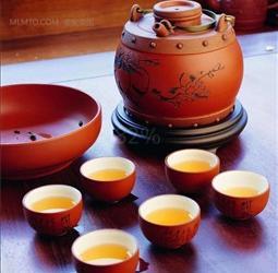 自制药茶也可防治高血压