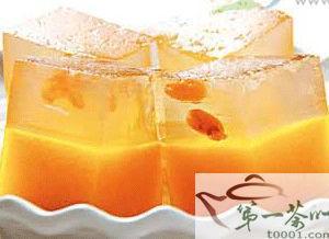 菊茶可赏可食 养生妙用
