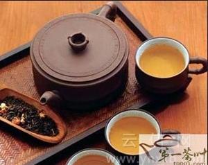 白领推崇的茶疗养生