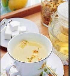 蜂蜜茶 冬季防治感冒有奇效