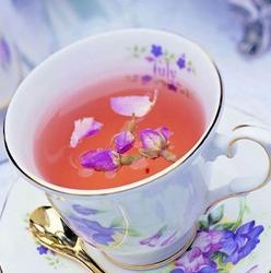 秋季养颜八款花茶排毒又美体