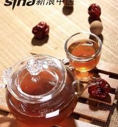 可以代茶的中药饮品 中医巧制益寿延年茶