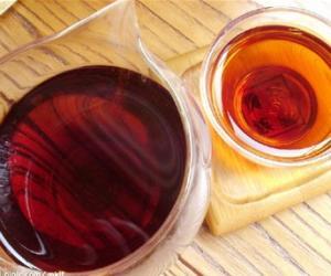 初冬多喝青茶或普洱对身体比较好