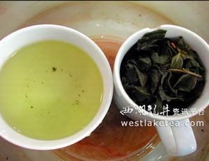 乌龙茶的传统泡饮方法