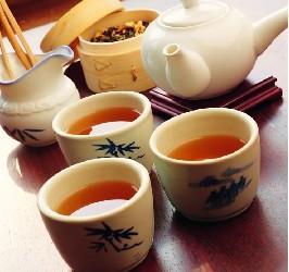 喝茶防病 红茶防流感