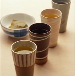 """喝茶要""""喜新���f""""的�f法"""