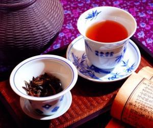 泡一壶红茶,留住时间