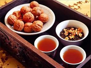 喝茶能长寿的秘密
