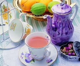 西式茶的排毒养颜功效