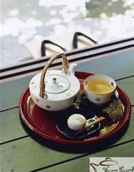 秋季排毒养颜佳饮 桂花茶