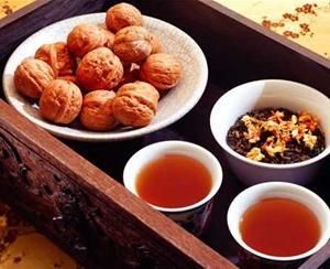 古人常用的九款养生茶疗方