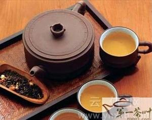 晚上喝茶首推乌龙茶