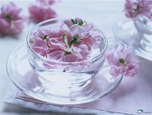 慢性肾炎可选用桃花入茶调理