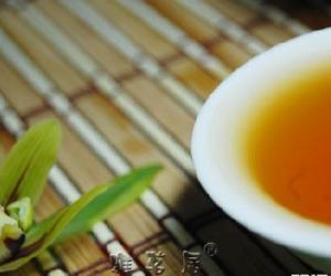 喝红茶应当注意的事项