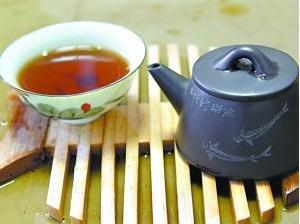 茶分五色的喝茶之道