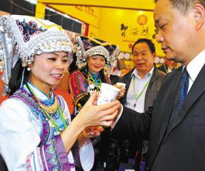 中国名优绿茶评奖 三成金奖花落甬产绿茶