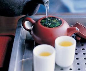 午后喝茶调理健康快乐每一天
