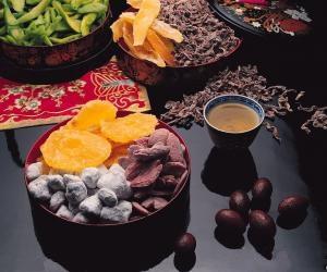中国人品茶文化源远流长