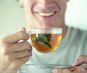 无比风雅在饮茶