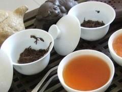 正山小种红茶的鉴别方法
