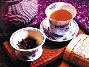 安化黑茶的真伪辨别