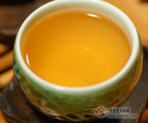 一杯好茶的标准