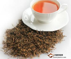 红茶质量的辨别