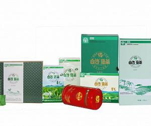 白沙绿茶:陨石坑上飘茗香
